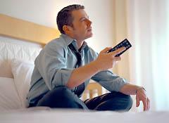 Brak dostępu do programów obcojęzycznych, może mieć wpływ na ponowny wybór hotelu.